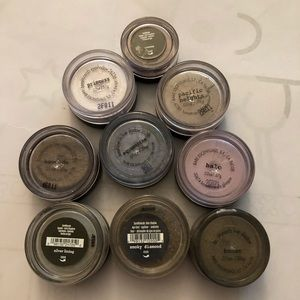 Bare minerals eyeshadow bundle